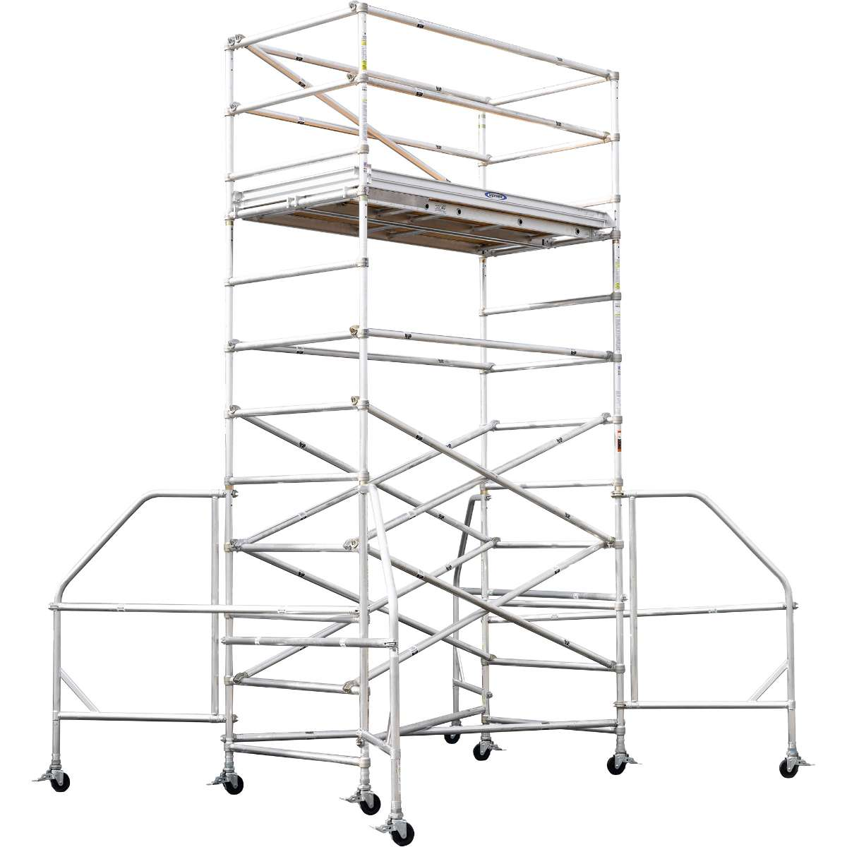 Werner Wide Span Scaffold Tower