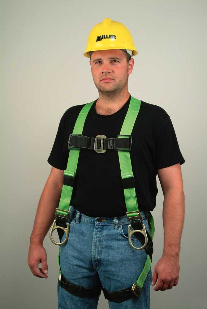 Miller HP™ Non-Stretch Harness