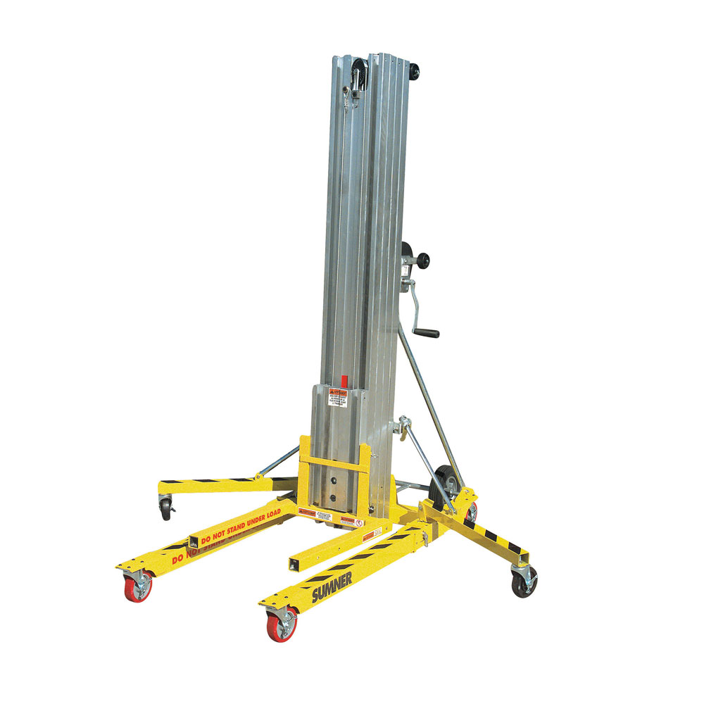 Sumner Series 2100 Contractor Lifts
