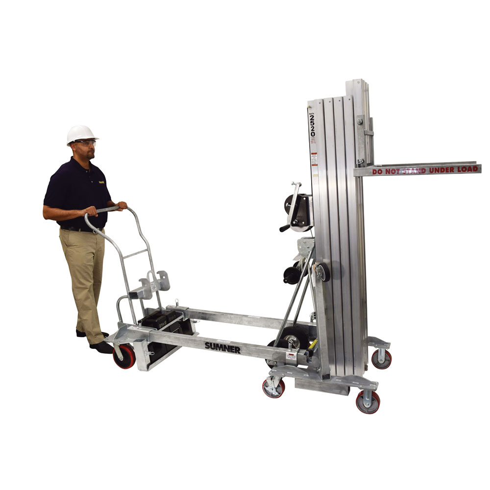 Series 2500 Counter Weight Lift