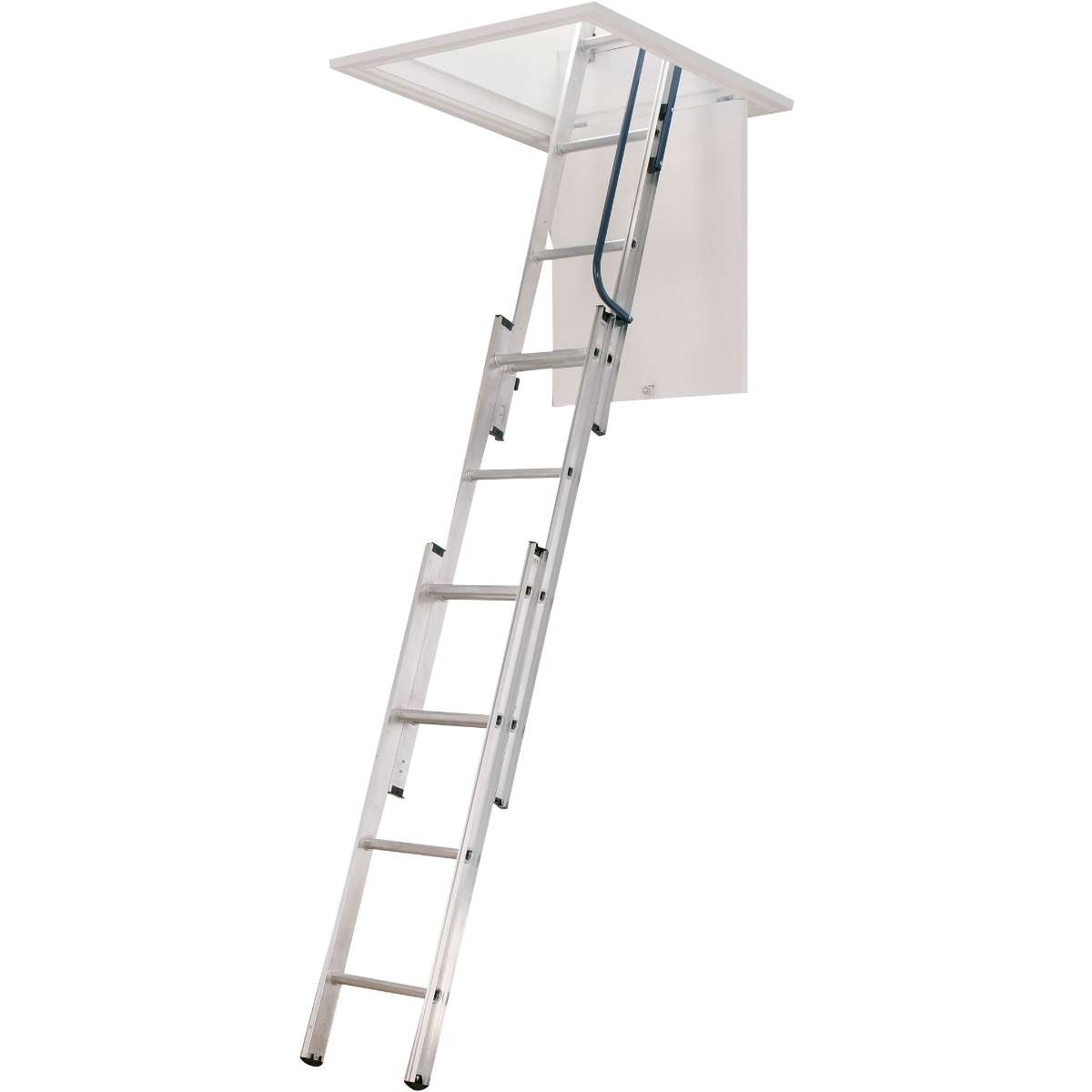 Small Opening Attic Ladder - 250 lb. Load Capacity (AA1510)