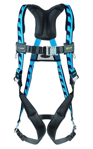 Miller AirCore Harness with DuraFlex Webbing - QC Buckles