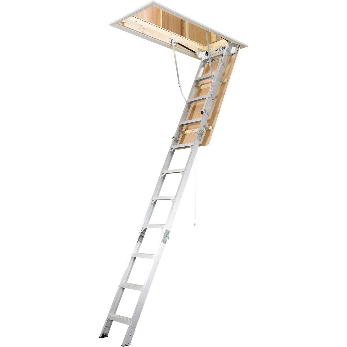 Werner Ah Series Attic Ladders