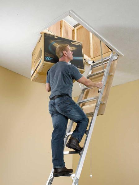 Werner Ah Series Attic Ladder