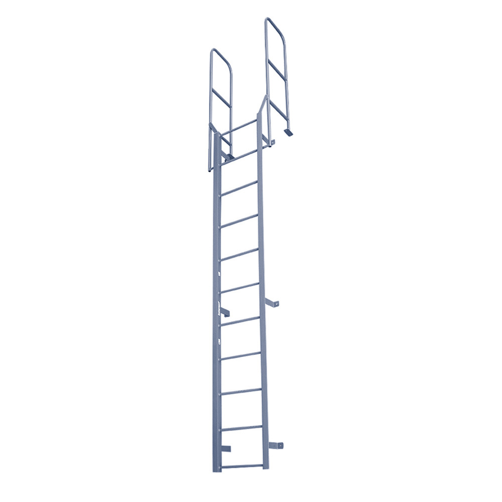 Modular Ladders with Walk-Thru Handrails (MW Series)