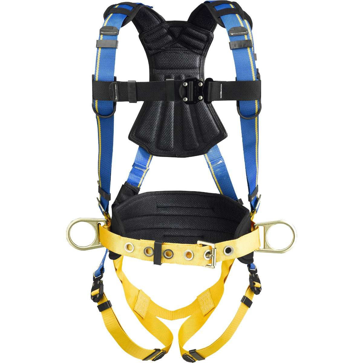 Werner Construction Harness - Quick Connect Legs