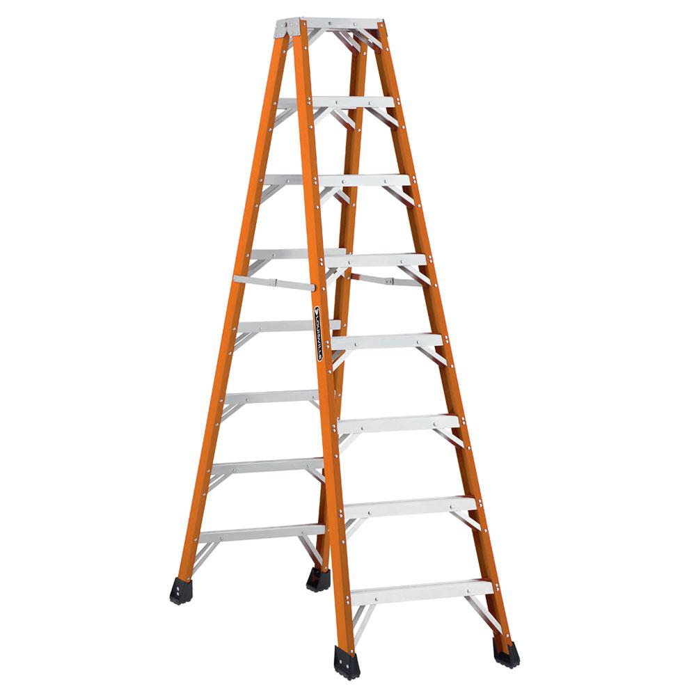 Louisville Fiberglass Mri Ladder L 3431