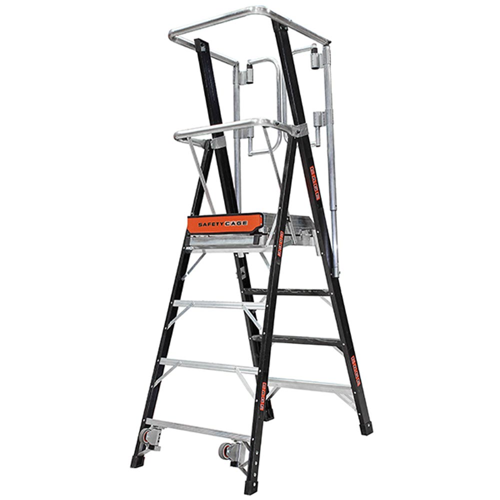 Little Giant Cage Ladders