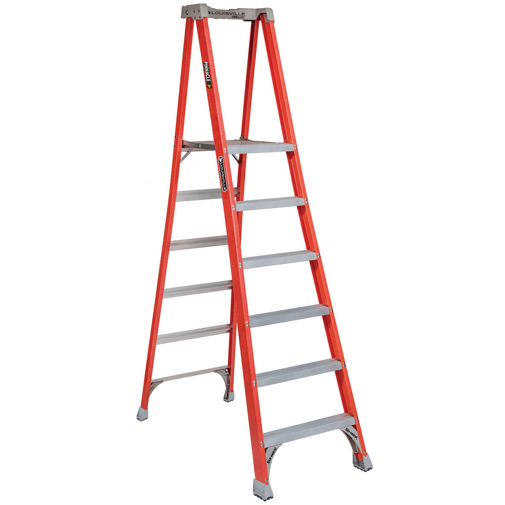 "30"" Rail Pinnacle Platform Ladder"