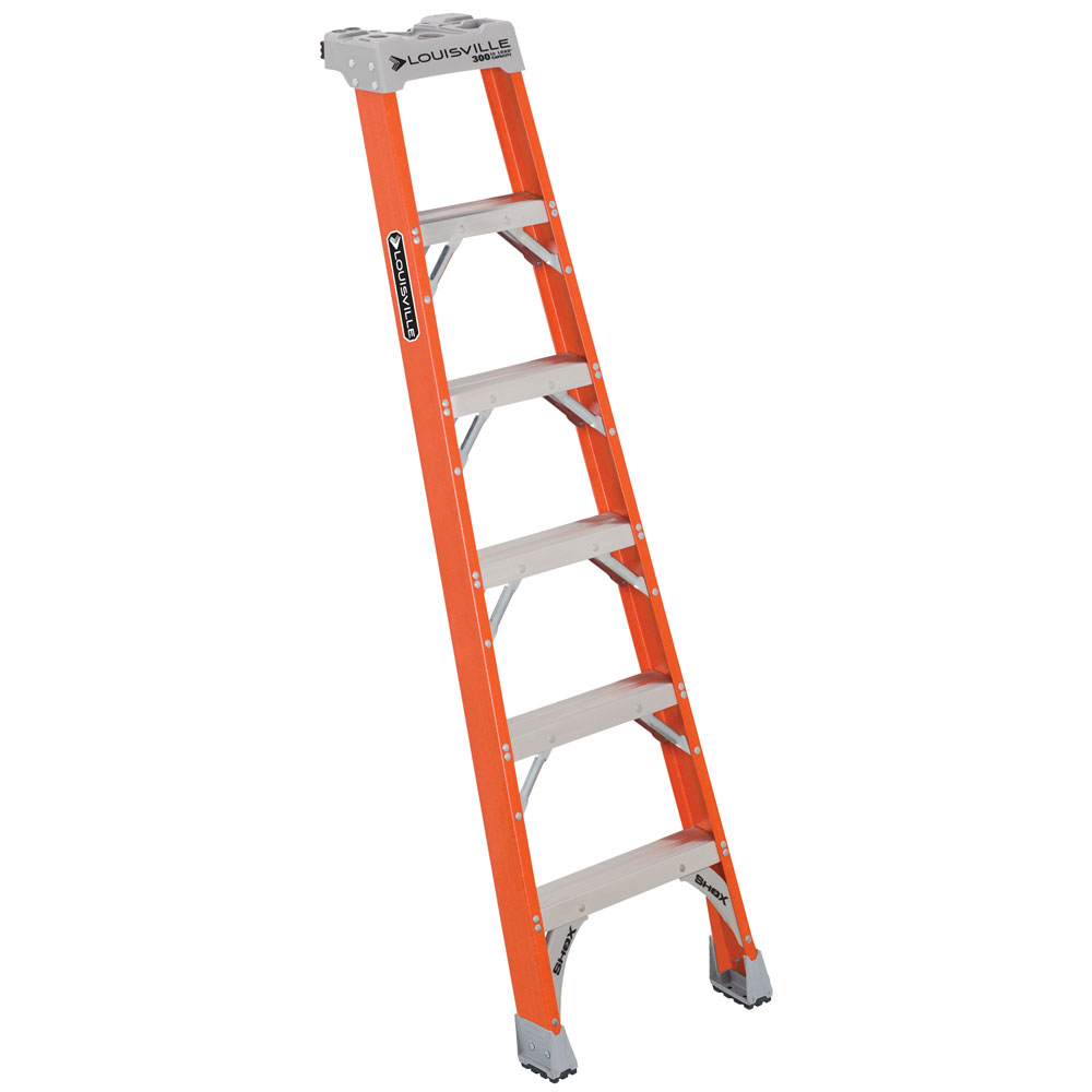Pro Shelf Ladder