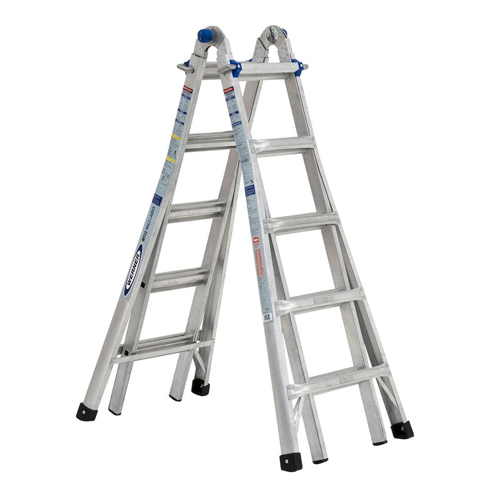 Telescoping Multi-Position Ladder - 300 lb. Capacity (MT-Series)