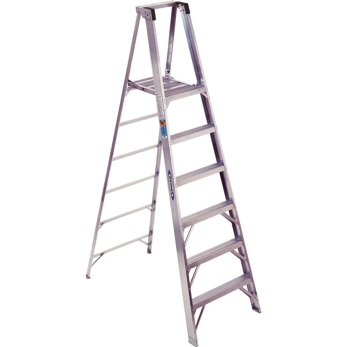 Aluminum Platform Step Ladder - 300 lb. Capacity (P370 Series)