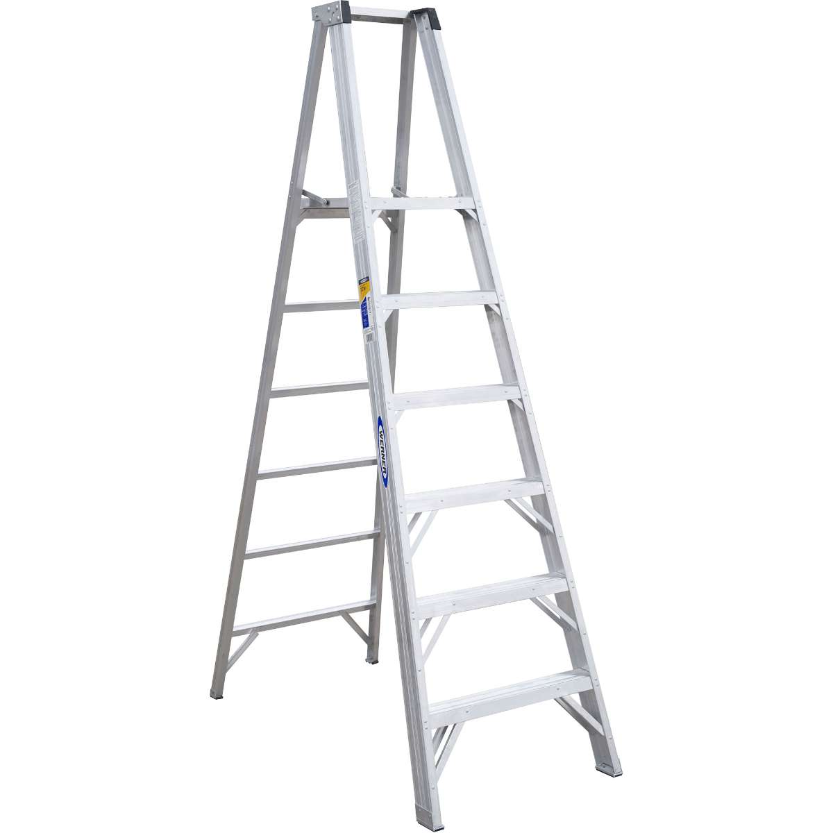 Aluminum Platform Step Ladder - 375 lb. Capacity (P400 Series)