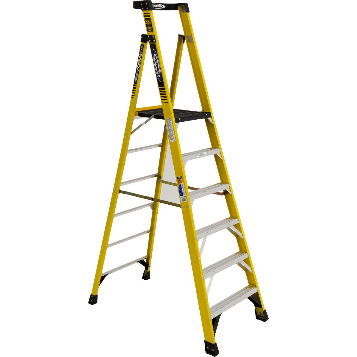 Podium Ladder - 375 lb. Capacity (PD7300 Series)