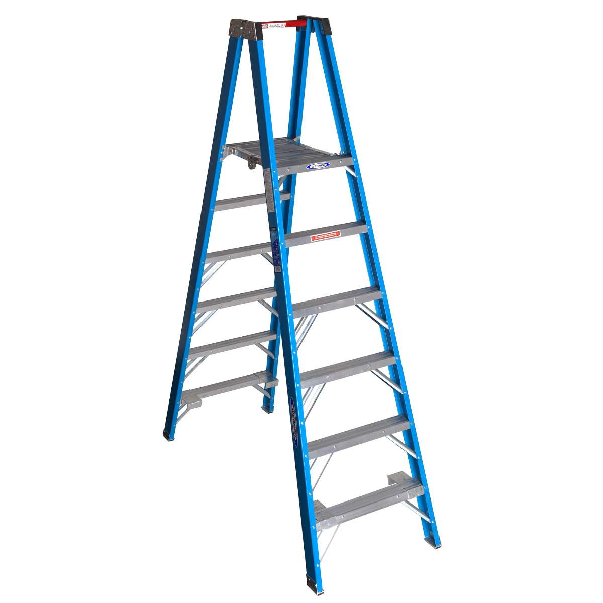Fiberglass Platform Step Ladder - 250 lb. Capacity (PT6000 Series)