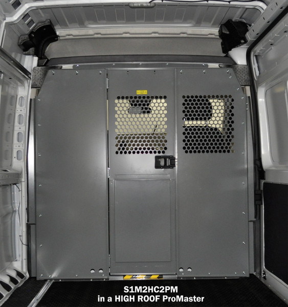 Ford Transit Medium & High Roof Partitions