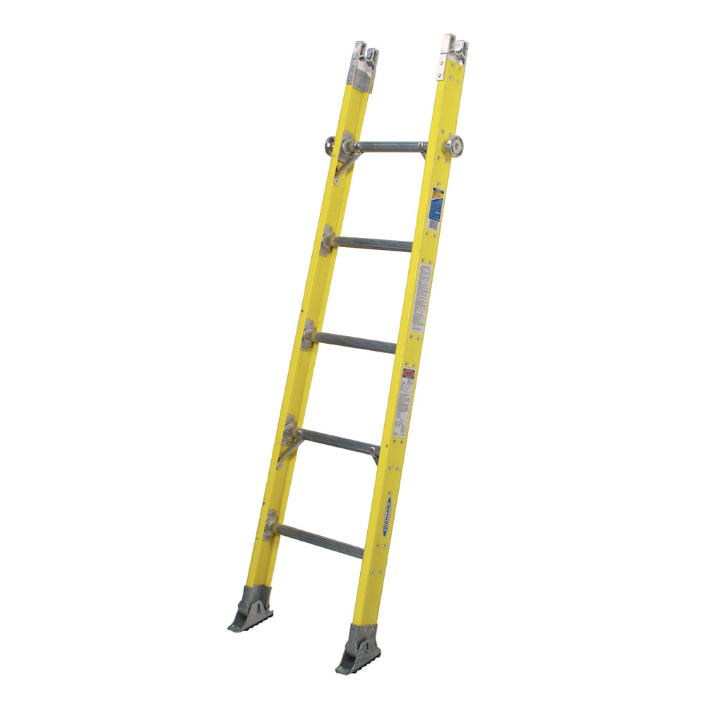 Fiberglass Tapered Sectional Ladder - 375 lb. Rating (S7900)