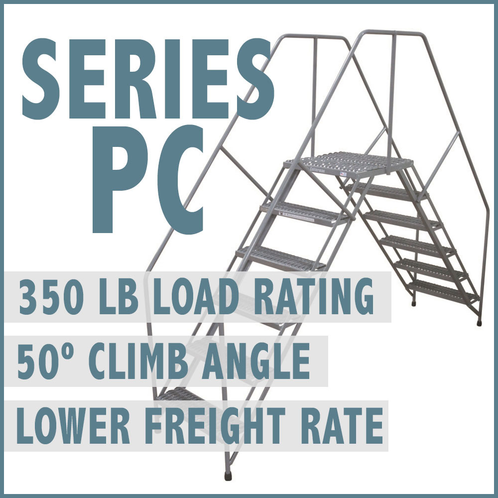 "Series ""PC"" Portable Crossover Ladders"