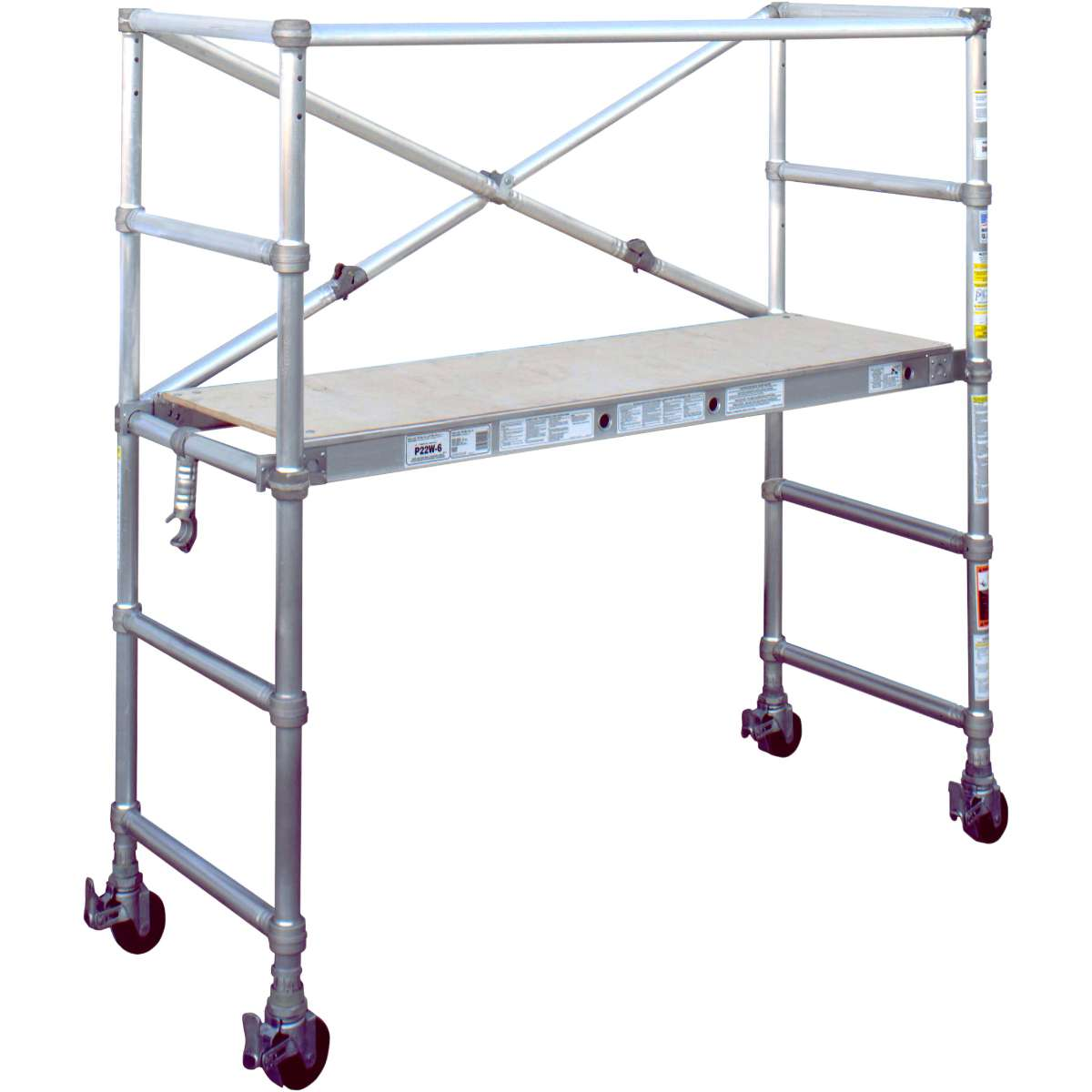 Werner Narrow Snap-Up Scaffold (SNB Series)