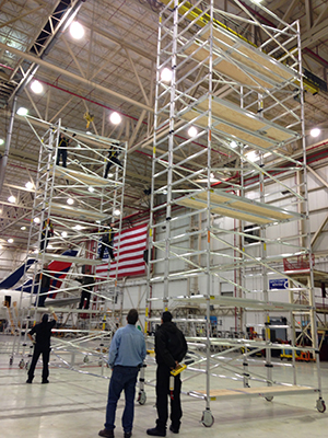 Custom Scaffolding for Delta