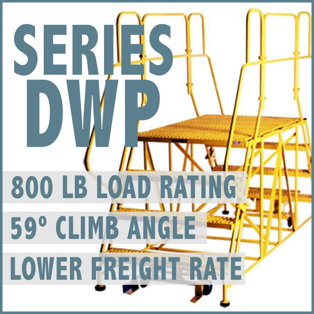 "Series ""DWP"" Dual Access Work Platforms"