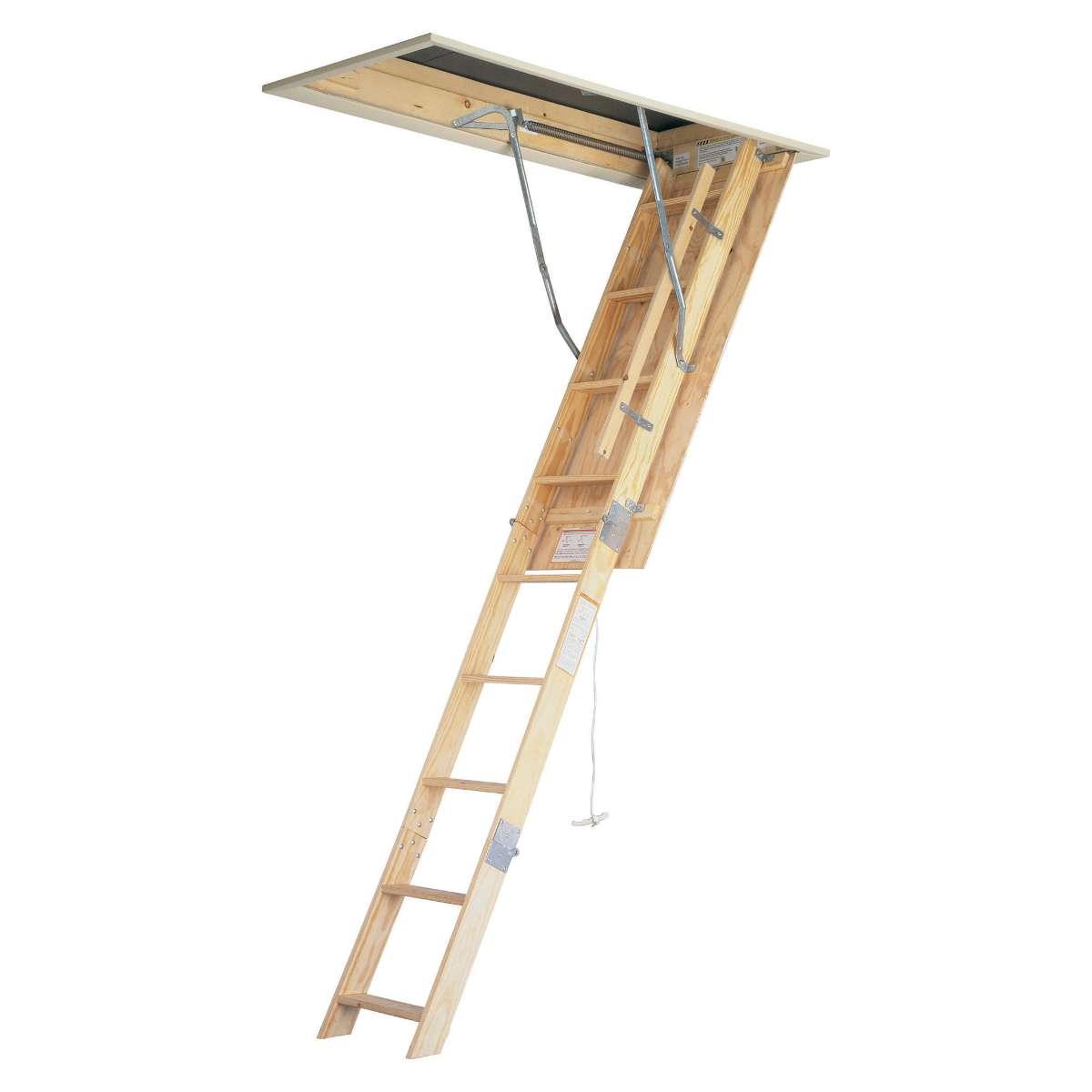 Attic Access Ladders Folding Amp Telescoping Attic Ladders