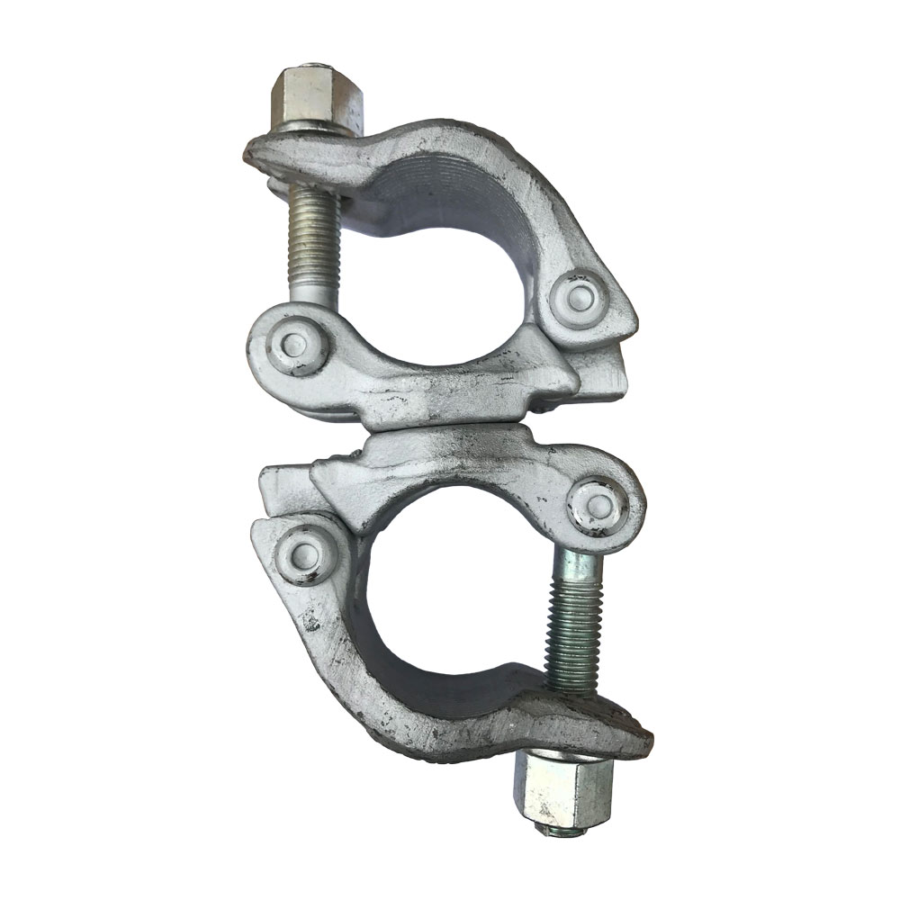 Dropped Forged Clamps