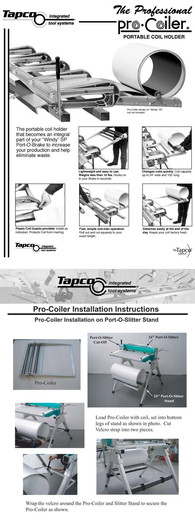 Tapco Pro Coiler