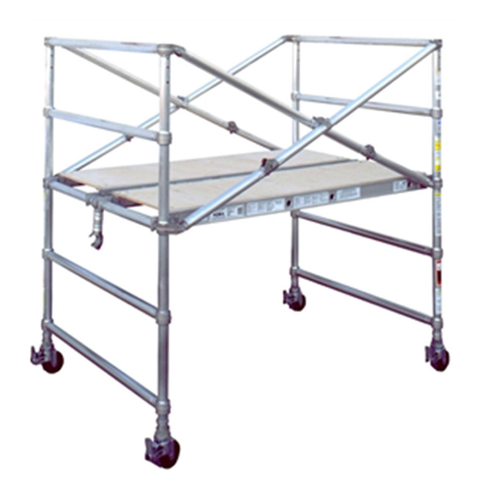 Werner Ladders And Scaffolding : Werner products